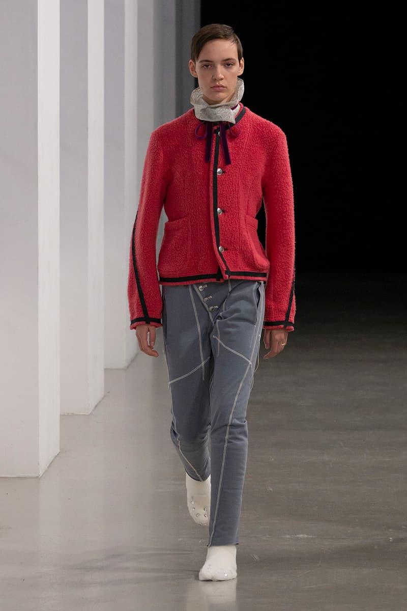Sulvam Fall/Winter 2019 Runway Collection paris fashion week menswear teppei fujita