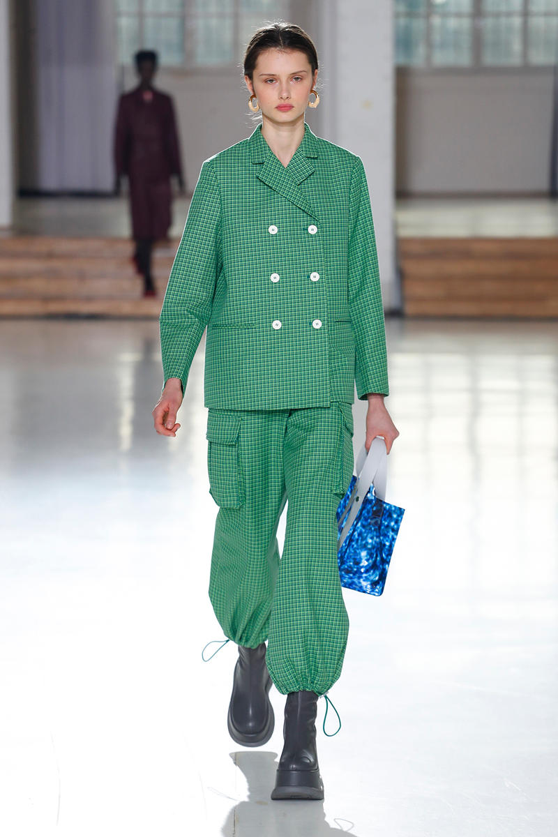 ea09cb84848 Sunnei Fall/Winter 2019 Milan Fashion Week Runway | HYPEBEAST
