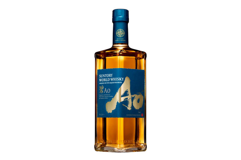 Suntory Launches its First Ever World Blended Whisky AO japanese info price image liquor canada