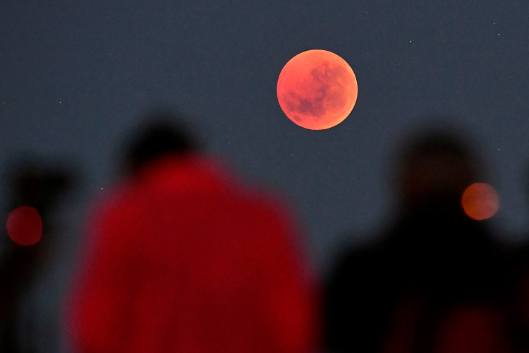 super blood moon january 2019 utah - photo #39