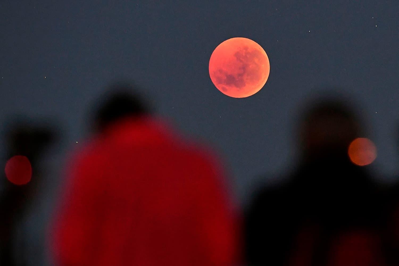 Super Blood Wolf Moon Lunar Eclipse Livestream Info Hypebeast
