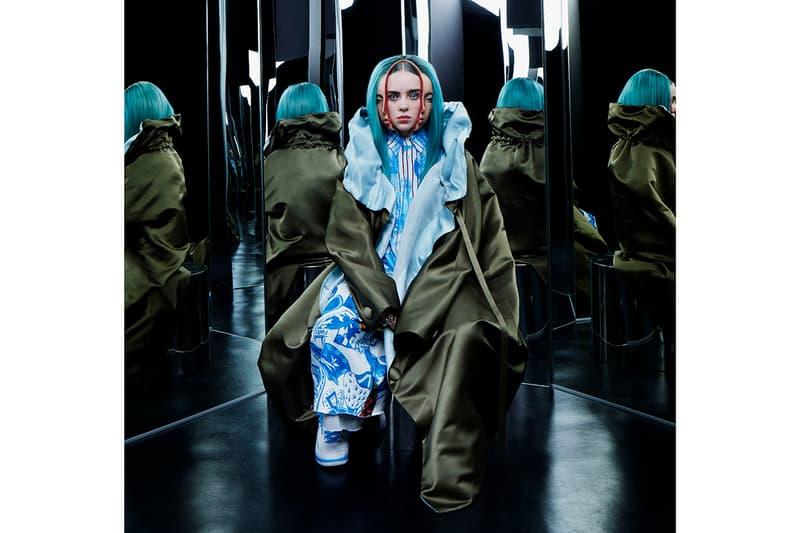 Billie Eilish Takashi Murakami Garage Magazine Vice Split Self Portrait WHEN WE ALL FALL ASLEEP WHERE DO WE GO