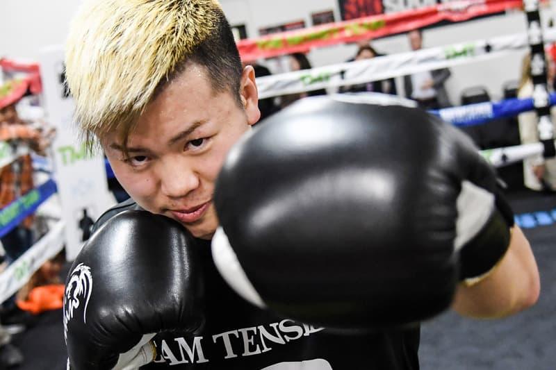 Tenshin Nasukawa Conor McGregor Fight Challenge Kickboxing RISE world MMA UFC Floyd Mayweather