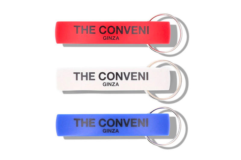 THE CONVENI 2019 Accessories Release toothbrush keychains cups plates keyholder lighter