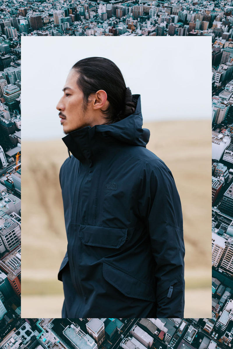 The North Face Urban Exploration Spring 2019 lookbook summer collection release date drop info clothing future proof gore tex
