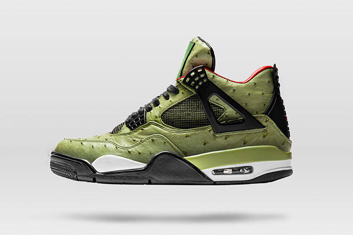 61a4221700d520 The Shoe Surgeon x Travis Scott Cactus Jack Air Jordan 4 release date