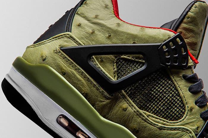 The Shoe Surgeon x Travis Scott Cactus Jack Air Jordan 4 release date