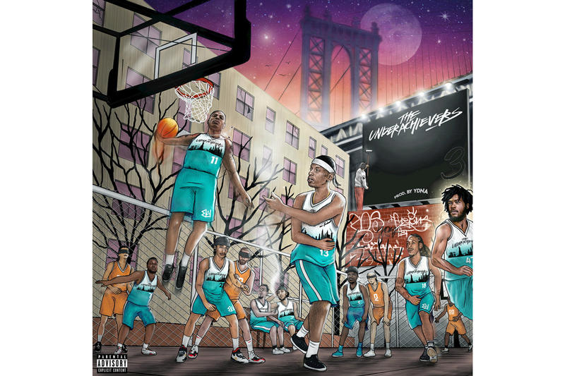 The Underachievers Deebo Single Stream Music Watch Listen Apple Music Spotify Streaming Service Services track song january 2019 lords of flatbush 3
