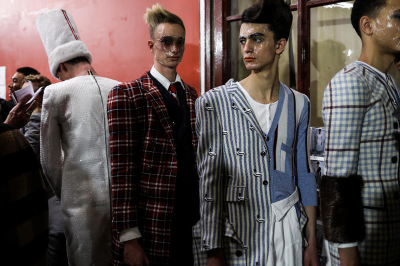 Thom Browne Fall Winter 2019 Paris Fashion Week