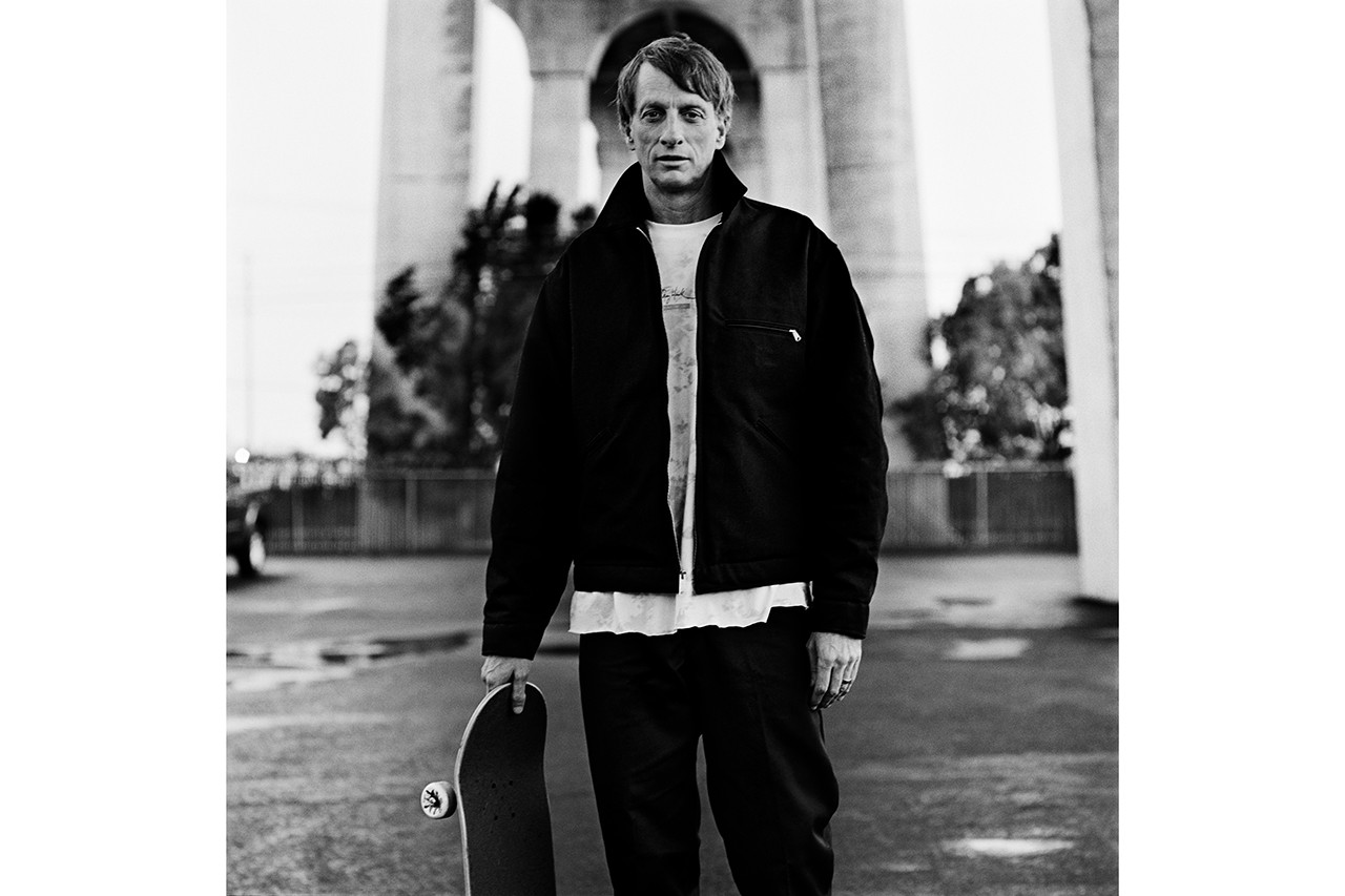 Tony Hawk Signature Line Exhibition Presentation Interview Photography Anton Corbijn Clothing Fashion Skateboarding Supreme Palace Louis Vuitton Paris Fashion Week