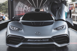 'Top Gear' Details the Mercedes-AMG One Hypercar