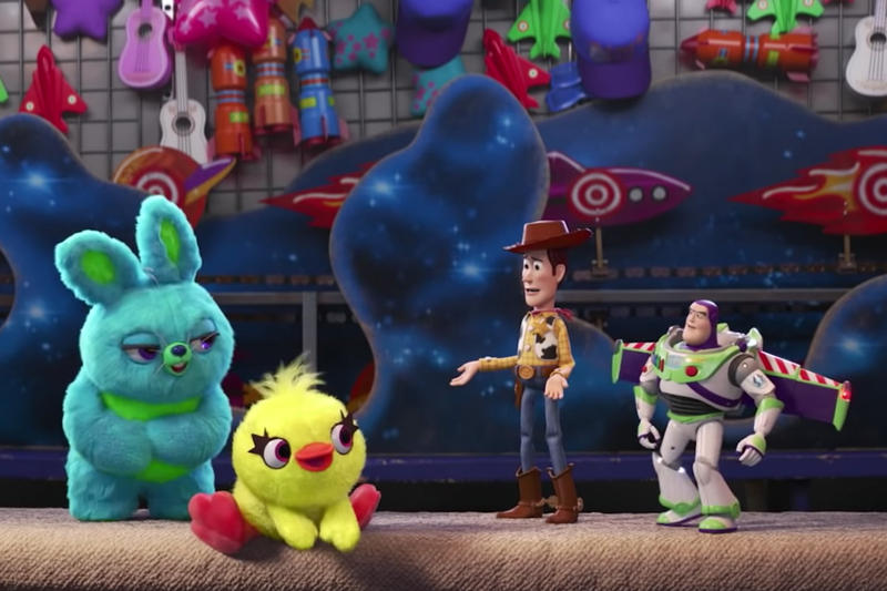 'Toy Story 4' Plot Details Revealed Pixar Tom Hanks Tim Allen Woody Buzz Lightyear