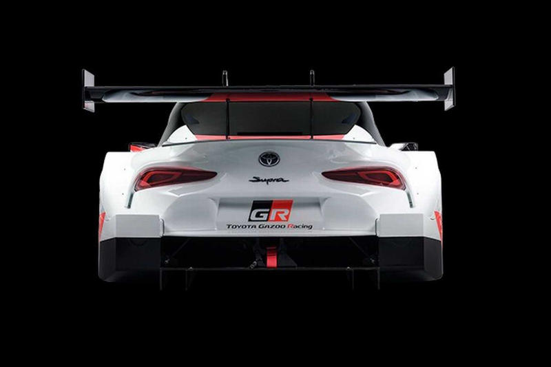 Toyota Supra Super GT Racing Concept Tokyo Auto Salon