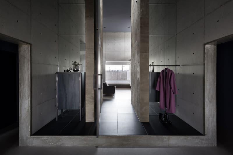 tranquility house japan form architecture shiga tranquil Kouichi Kimura Architects