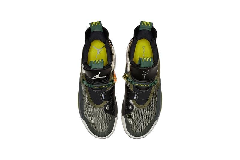 travis scott air jordan 33 cactus jack 2019 footwear jordan brand