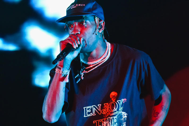 Travis Scott Sued for Performance Cancellation Rhythm, Wine & Brews Experience 2019 the odd group headliner headlining act Empire Music Ventures