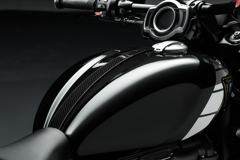 Triumph Factory Custom Rocket Motorcycle