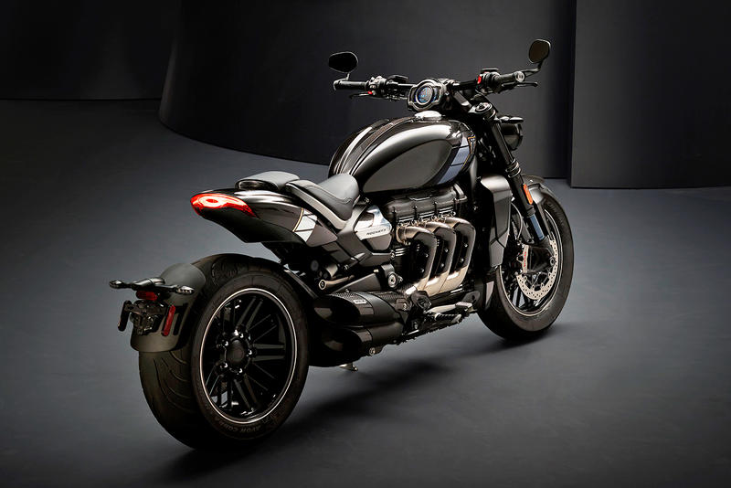 Triumph Factory Custom Rocket Motorcycle