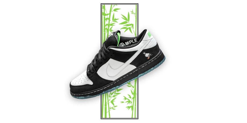 "367586b936e26 Nike SB Dunk Low ""Panda Pigeon"" Store List"