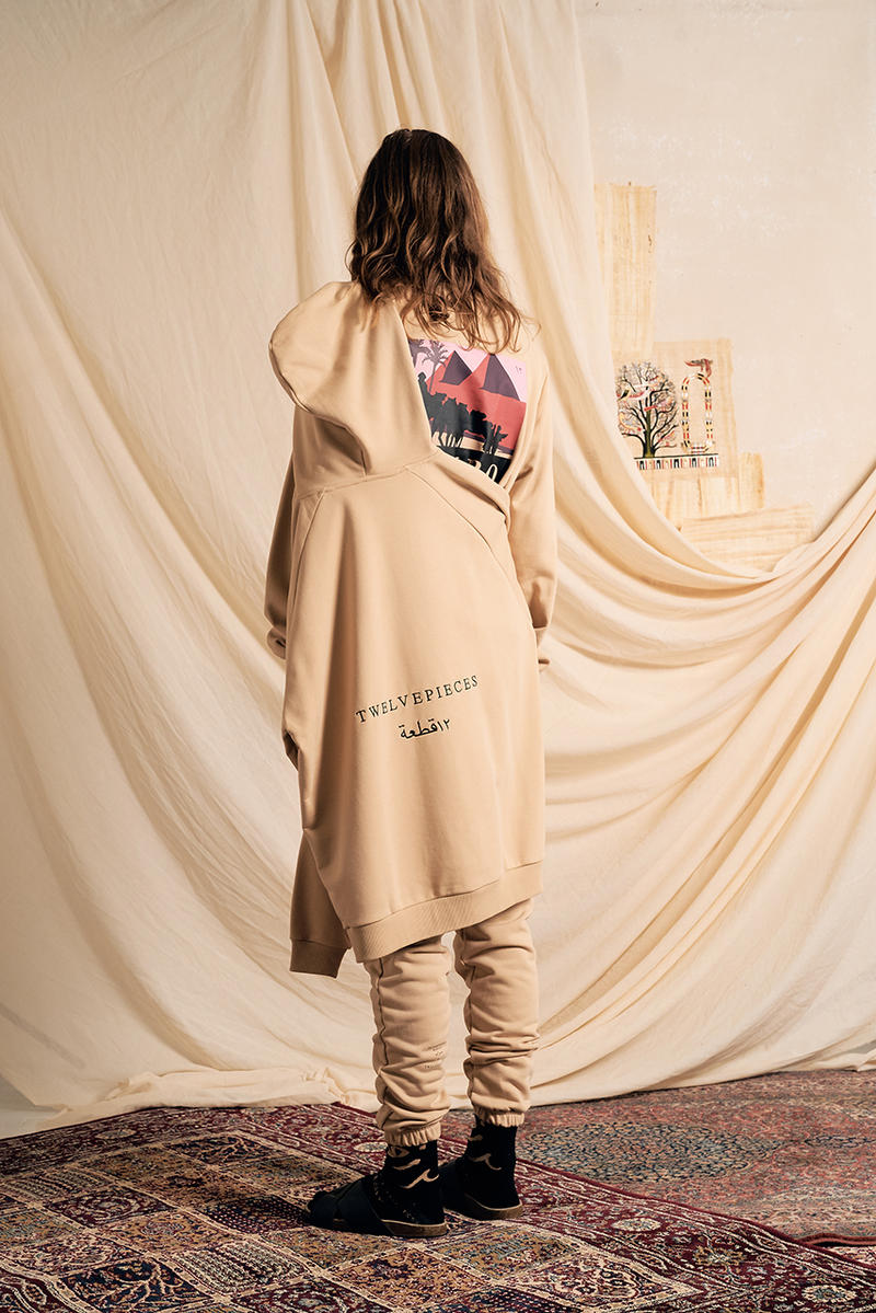 "Twelvepieces ""Fatamorgana"" Collection Lookbook egyptian danish march 2019 release date info drop buy"