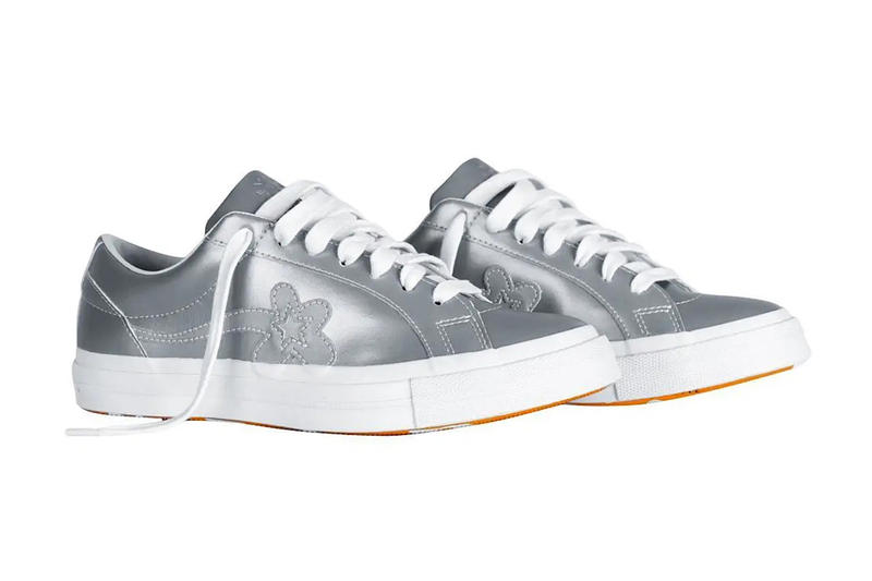 Tyler the Creator 3M Converse GOLF Le FLEUR Release  shoes sneakers converse kicks footwear