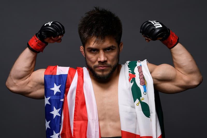 UFC Fight Night 143 TJ Dillashaw Henry Cejudo