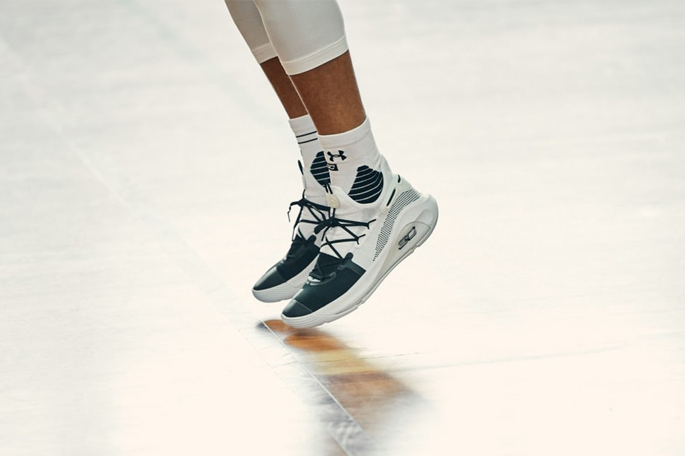 under armour curry 6 working on excellence 2019 february footwear stephen curry