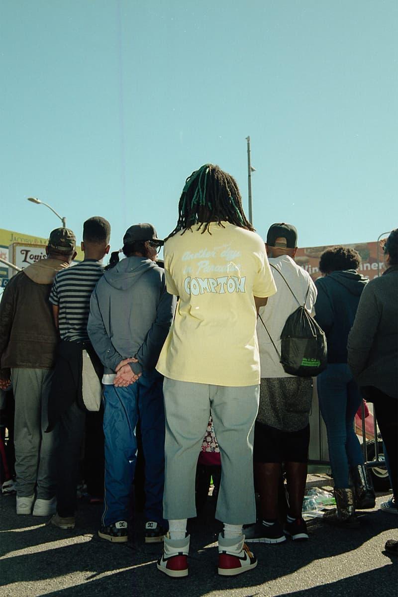 Union LA MLK Parade Lookbook shirts hoodies LA Los Angeles Martin Luther King Jr.