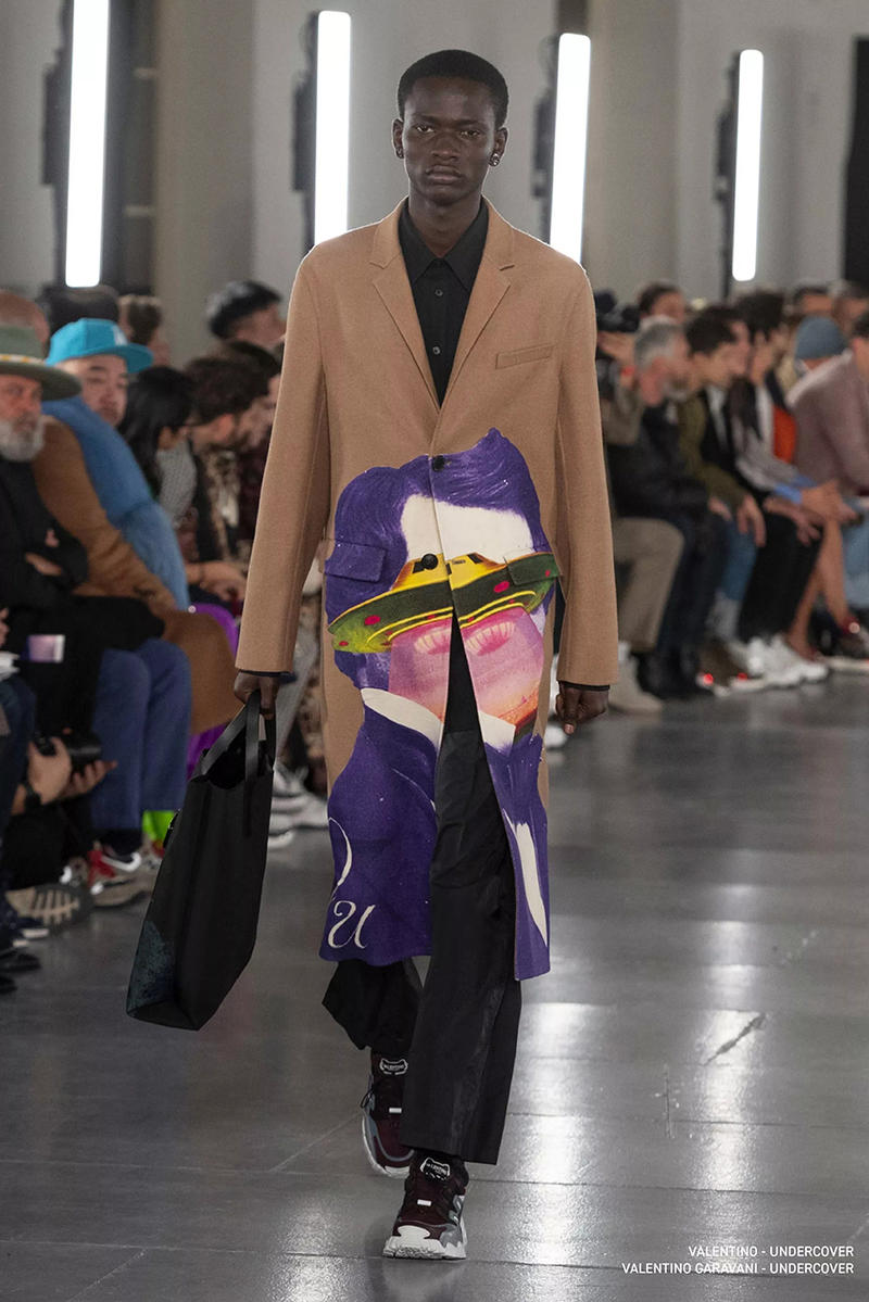 9fb961aa Valentino FW19 fall winter 2019 Runway Collection UNDERCOVER collaboration  release date info menswear paris fashion week