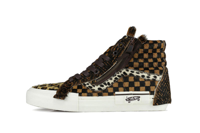 3fbd5ca05b Vans Patches Iconic Sk8-Hi With Different Animal Fur release drop date  images info price