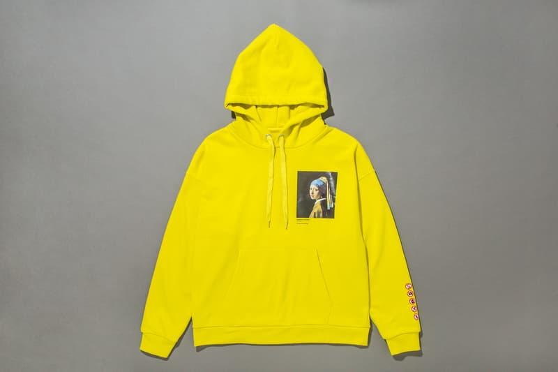 monkey time leonarde Da Vinci vincent Van Gogh johannes Vermeer Capsule collection release date info drop buy hoodies shirt sweater