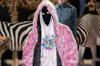 Picture of Vetements Tackles Censorship for FW19