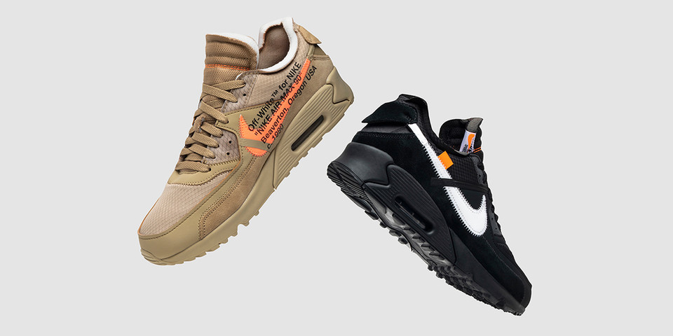 promo code 99f73 4b0aa Best Off-White™ x Nike Collab Sneakers on Goat   HYPEBEAST