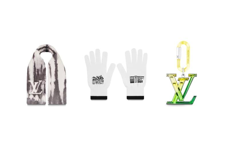 Virgil Abloh Spring Summer 2019 Louis Vuitton Collection Available Online bag shoe sneaker boot belt sweater t shirt millionaire sunglasses hat charm bracelet necklace holster scarf bandana