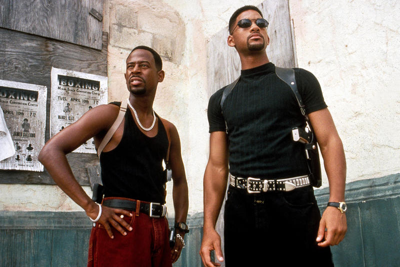 Will Smith Signals the Shooting of Bad Boys For Lif3 Is Under Way film movie instagram post martin lawrence
