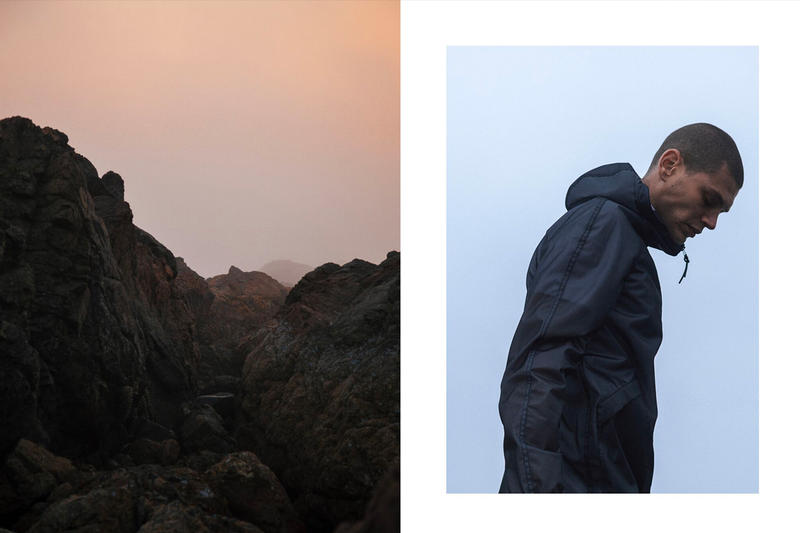 Wingshorns Spring Summer 2019 Inversion Lookbook Info fashion nature weather ss19