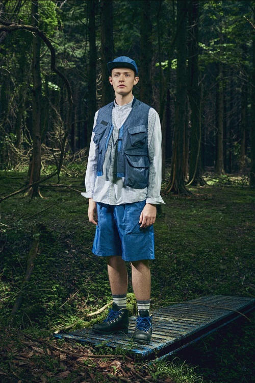 woolrich outdoor spring summer 2019 ss19 collection lookbook clothes outerwear info details release price pricing cost jacket shorts colors shirt vest red blue boots shoes grey gray forest