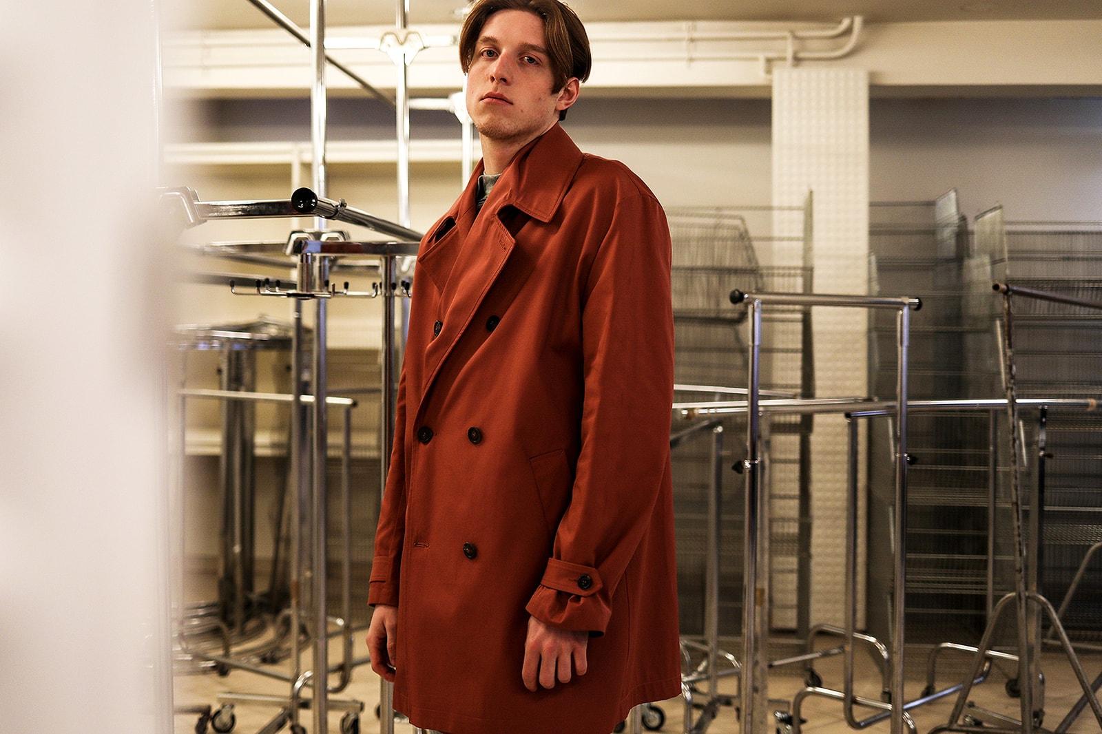 Y/Project Glenn Martens Interview Pitti Uomo Paris Fashion Week Guest Designer Christian Dior Feature Editorial