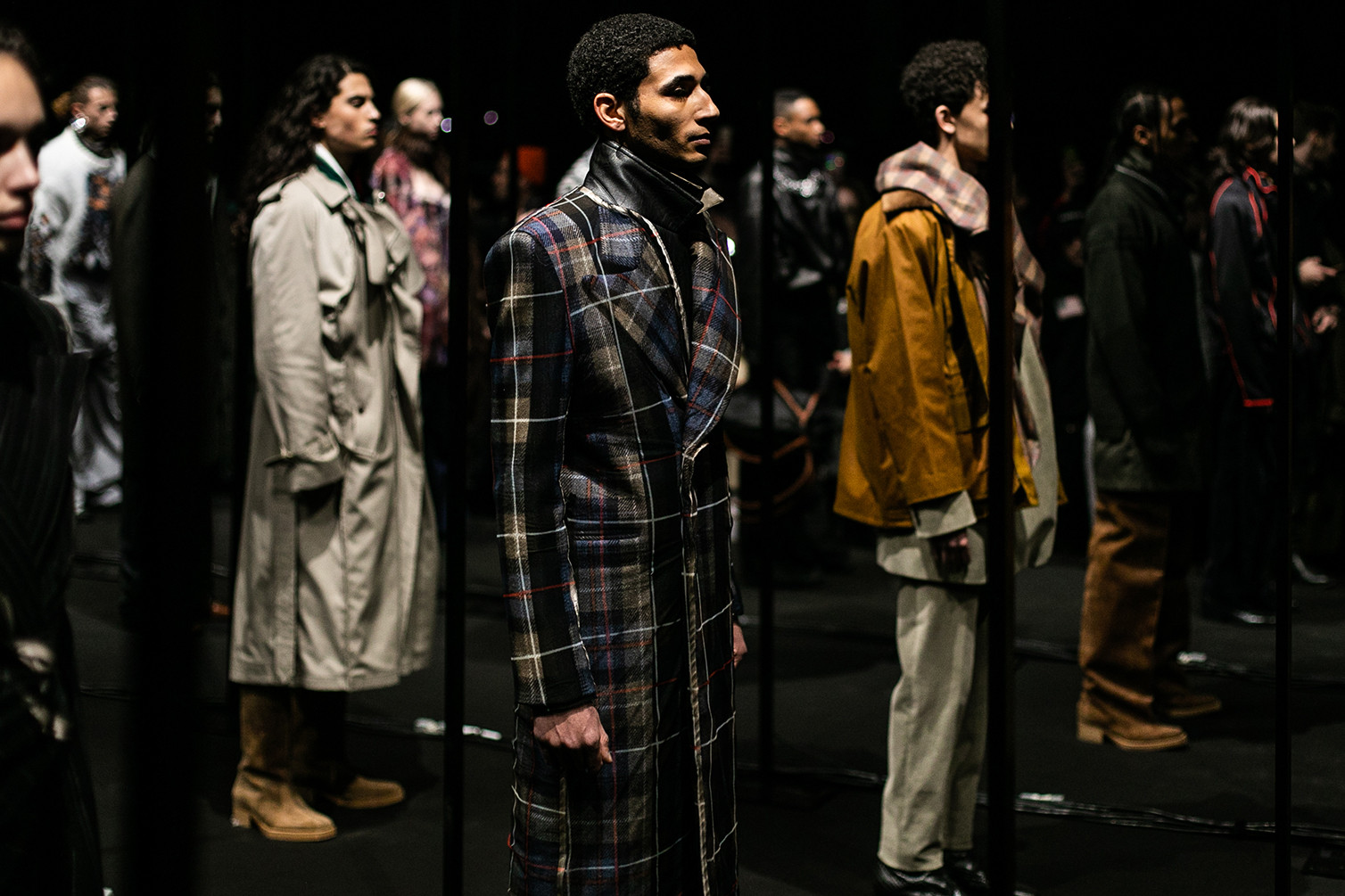 Y/Project Glenn Martens Interview Pitti Uomo Paris Fashion Week Guest Designer Christian Dior Feature Editorial