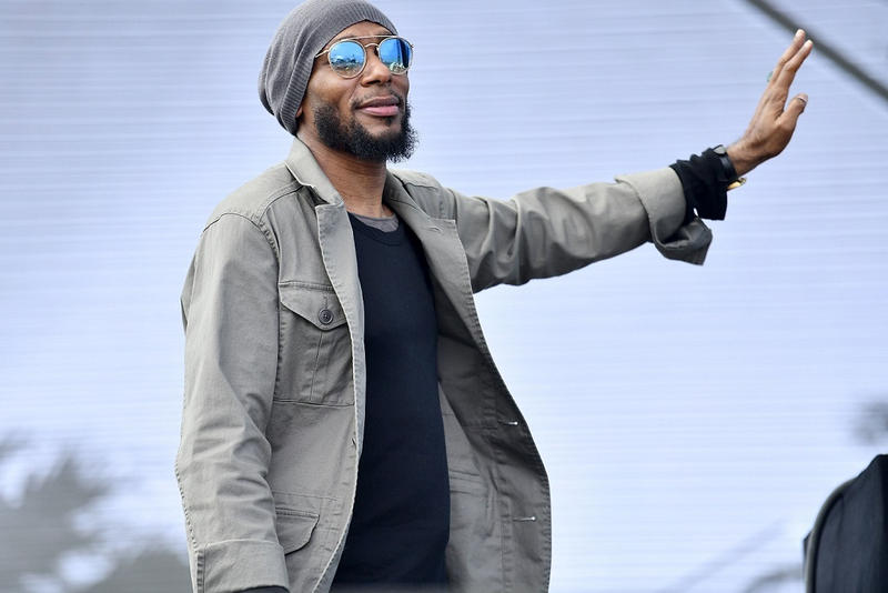yasiin Bey Ye kanye west beats production remix remixes live show concert la los angeles california sunday january 2019 mos def performance regent theater instagram video