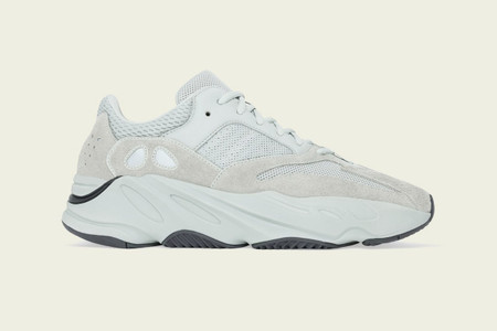 "UPDATE: adidas Originals Confirms YEEZY BOOST 700 ""Salt"" Is Dropping This Month"