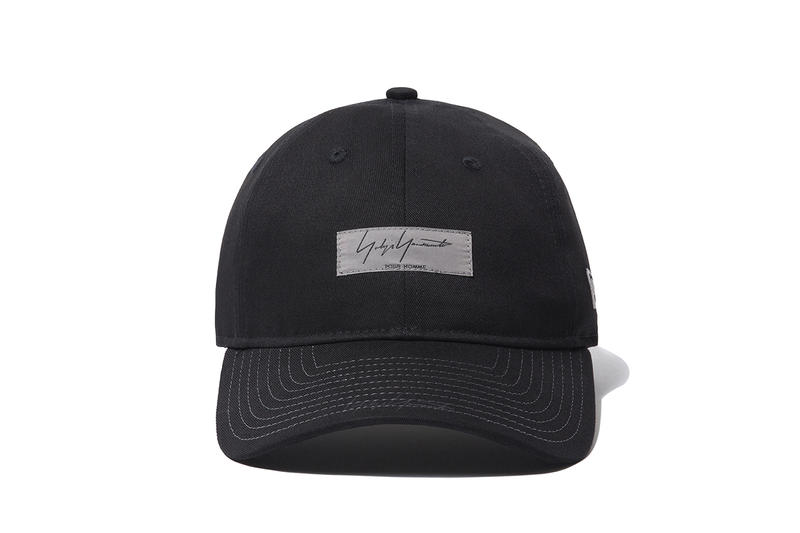 Yohji Yamamoto Pour Homme New Era SS19 spring summer 2019 Collaboration collection capsule tag logo