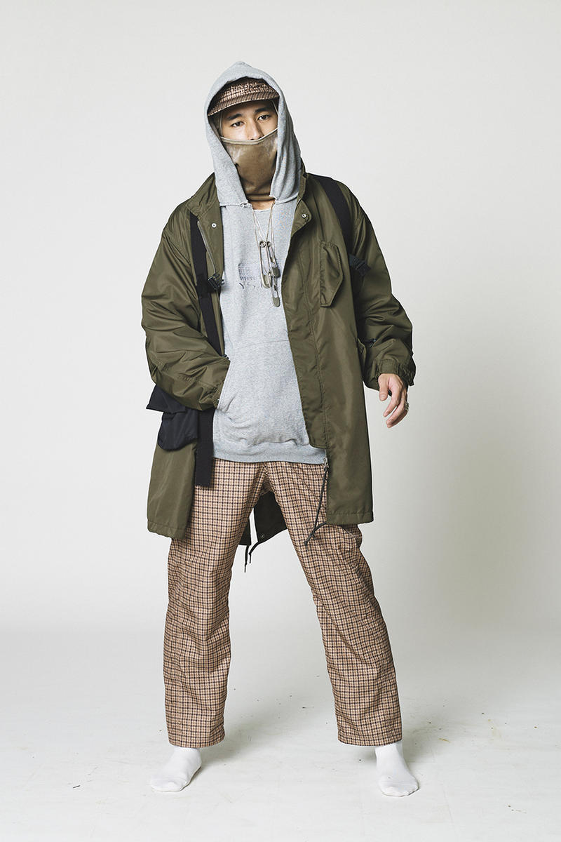 YSTRDY'S TMRRW Spring Summer 2019 collection Lookbook japan drop release date info buy nonnative
