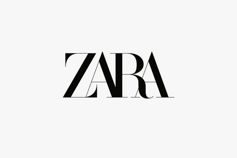 Zara Fabien Inditex Baron & Baron Logo Change Second Spanish Fast Fashion