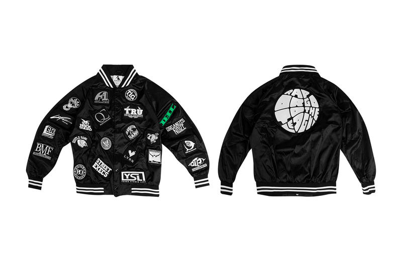 2 Chainz's 'Rap or Go to the League' Merch bobbleheads trappy bomber jacket boxers