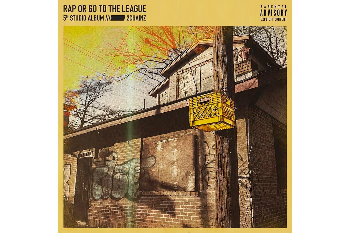 2 Chainz - Rap or Go to the League Album (Zip Download)