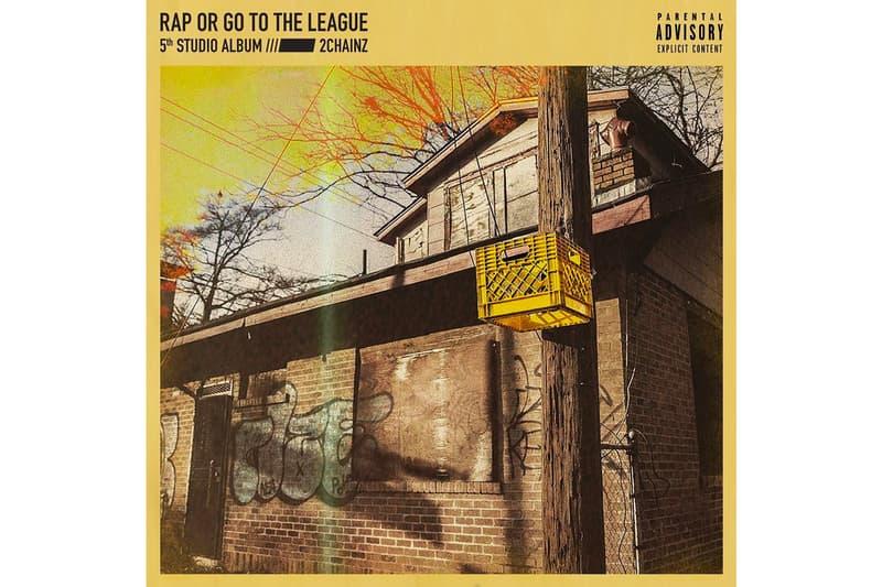 2 Chainz 'Rap or Go to the League' Album Stream Kendrick Lamar Ariana Grande Travis Scott Chance The Rapper Lil Wayne Ty Dolla $ign Young Thug kodak black