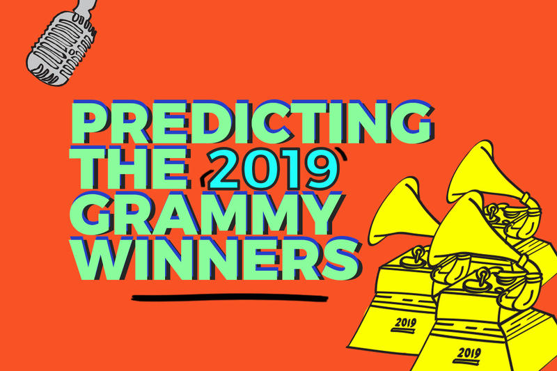 2019 Grammy Winners Predictions hypebeast cardi b The Recording Academy 61st Grammys travis scott mac miller ariana grande