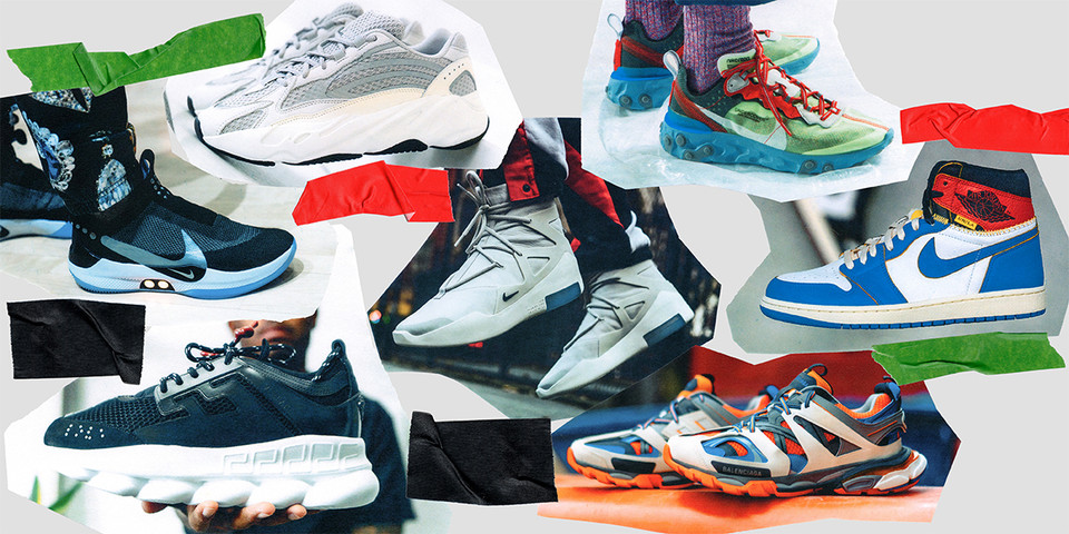 ce77a1a6d6ad2 2019 Sneaker Forecasts