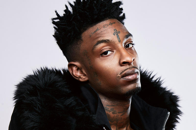 Hank Johnson 21 Savage